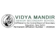 Vidya Mandir School